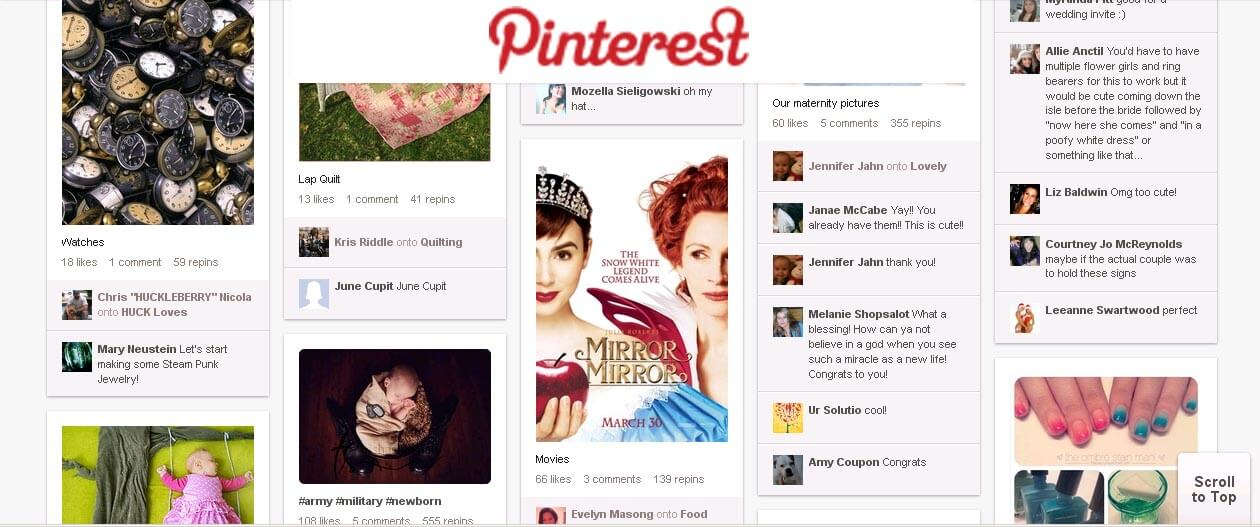 Domina Pinterest La Nueva Red